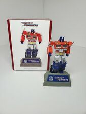 New listing Transformers Optimus Prime G1 Heirloom Ornament In Box New Rare