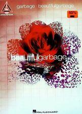 GARBAGE TABLATURE BEAUTIFUL GARBAGE GUITAR TABLATURE GARBAGE TAB SONGBOOK