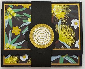 Handmade Birthday Gift Card Holder