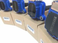 AUDI TT 1.8 T AGU Benchmark Performance Ignition Coils Coil Packs