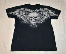 Affliction Mens Size 2XL Los Angeles Distressed Short Sleeve T Shirt XXL