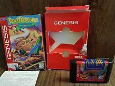 Desert Demolition Starring Road Runner & Wile E. Coyote (Sega Genesis, 1994)