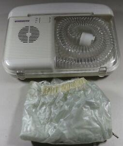 Vintage Windmere Soft Bonnet Hairdryer Portable SBD-40 Hair Dryer