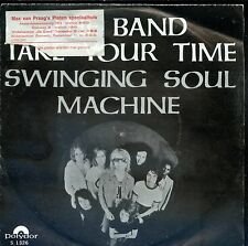 7inch SWINGING SOUL MACHINE  the band HOLLAND EX +PS SOC