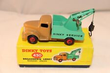Dinky Toys 430 Breakdown Lorry Commer Chassis near mint in box