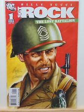Sgt. Rock the Lost Battalion #1 2009 D.C. Universe Comics  CB4928