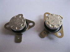 10 pcs Temperature Switch Thermostat 0°C N.O. KSD301