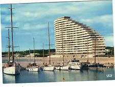 06 - cpsm - VILLENEUVE LOUBET Plage - Marina Baie des Anges et son port
