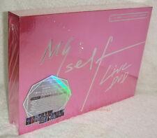 Jolin Tsai Myself World Tour In Taipei Live Taiwan Ltd 3-DVD+30 cards BOX