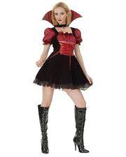 Vampire Mistress Adult Costume, Sexy Vampires, Female Dracula, Halloween G11111