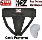 Groin Guard Protector Martial Arts MMA Boxing Muay Thai UF BJJ GROIN CUP GUARD