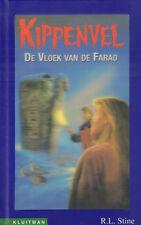 KIPPENVEL - DE VLOEK VAN DE FARAO (3D COVER) - R.L. Stine