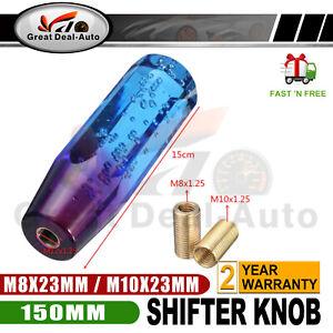 Universal Crystal-Like Bubble Car Gear Stick Shift Lever Shifter Knob 15CM