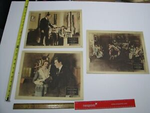 "1920 Silent Film Lobby Card ""Husbands and Wives"" Vivian Martin Gaumont"