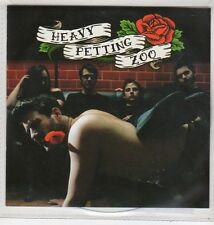 (FL163) Heavy Petting Zoo, Crash - 2014 DJ CD