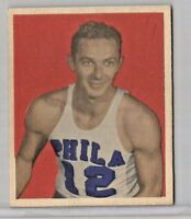 1948 Bowman Basketball Howard Dallmar Card # 14 Ex-Mt Condition Set Break (CSC)