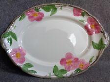 Franciscan China Desert Rose Made In England Oval Serving Platter