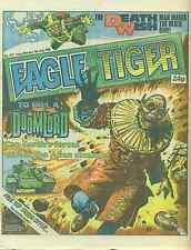 EAGLE & TIGER #172 British comic book July 6, 1985 Dan Dare VG+
