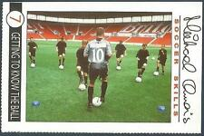 NEWS OF THE WORLD-MICHAEL OWEN'S SOCCER SKILLS- #07-GETTING TO KNOW THE BALL