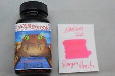 NOODLERS INK 3 OZ BOTTLE GEORGIA PEACH HIGHLIGHTER INK