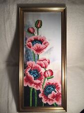 Beaded Paintings with Frames Included