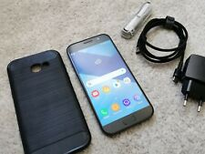 Samsung Galaxy A5 SM-A520F LTE 32GB Black Schwarz 2017 Android Smartphone Handy