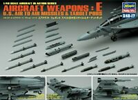 Hasegawa HAX4817 1/48 United States Air Force U.S. Aircraft Weapon E JAPAN