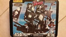 "BEST LOCK ""PIRATE SHIP"" CONSTRUCTION TOY*** FACTORY SEALED***"