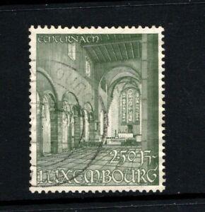 Luxembourg (1953) - Scott # 296,  Used