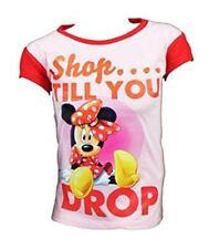 T-shirts et débardeurs Disney en 100% coton 6 - 7 ans pour fille de 2 à 16 ans