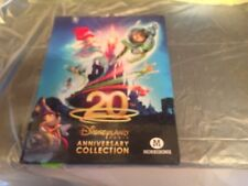 2 MORRISONS DISNEY LAND PARIS 20th ANNIVERSARY COLLECTION - FULL ALBUM (CARDS)