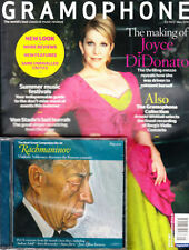 Gramophone Monthly Music, Dance & Theatre Magazines