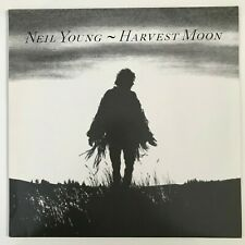 Neil Young - Harvest Moon LP Rare Orig '92 Reprise Press 9362-45057-1 EX
