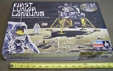 NEW Monogram 1/48 NASA 1969 Lunar Landing Diorama