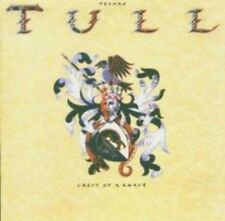 Jethro Tull - Crest Of A Knave (NEW CD)