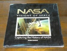 NASA Visions of Space Hardcover First Edition - Robin Kerrod 1990