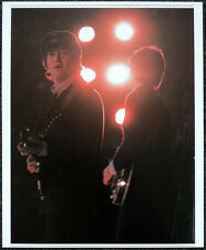 THE BEATLES POSTER PAGE . 1964 US TOUR JOHN LENNON & PAUL MCCARTNEY .V14