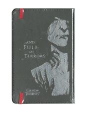 """""""The Night is Dark...and Full of Terror"""" Game of Thrones Journal"""