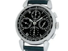 Auth CHRONOSWISS Classic Chronograph CH7443 SS Auto Men's Watch(A51527)