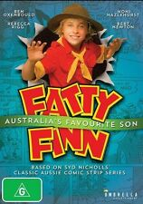 Fatty Finn (DVD, 2015)  AUSTRALIAN MOVIE NEW AND SEALED