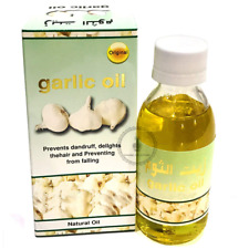 Garlic Oil 125ml | Natural Oil For Promotion of Hair Growth | By Baqais