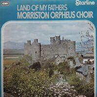 Morriston Orpheus Choir-Land Of My Fathers Vinyl LP.1971 EMI Starline SRS 5062.