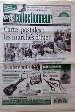 La Vie du Collectionneur n°136- CPA Les marchés Beatlemania Les ciseaux