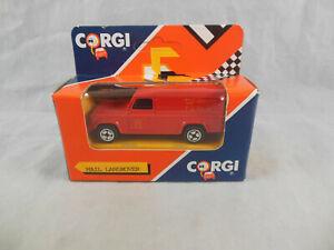 1990 Corgi Juniors J65/2 Land Rover Royal Mail 1:64 Scale
