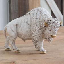White Bison Figurine