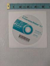 ArcSoft Panorama Maker 3.1 Windows 98/Me/2000 Tested Ships FREE