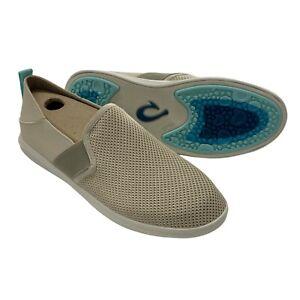 OluKai Women's Hale'Iwa Slip On Boat Shoes Multiple Colors and Sizes