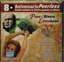 Pepe Del Rivero y Laura Leon 20 Dedicado a Tabasco CD New sealed