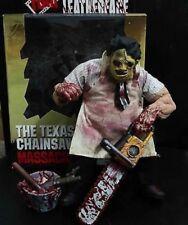 "Mezco The Texas Chainsaw Massacre Leatherface action figure 8"" new"