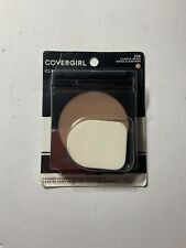 COVERGIRL SIMPLY POWDER FOUNDATION ~ #530 CLASSIC BEIGE
